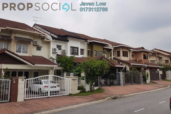 For Sale Terrace at Atilia, Ara Damansara Freehold Semi Furnished 5R/4B 1.28m