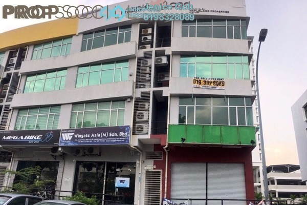 For Rent Office at Taman Petaling Utama, PJ South Leasehold Unfurnished 0R/0B 1.6k