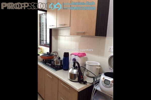 For Sale Condominium at Savanna 1, Bukit Jalil Leasehold Semi Furnished 3R/2B 710k