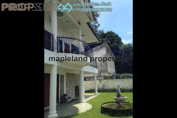 For Sale Bungalow at Taman Yarl, Old Klang Road Freehold Unfurnished 6R/5B 2.8m