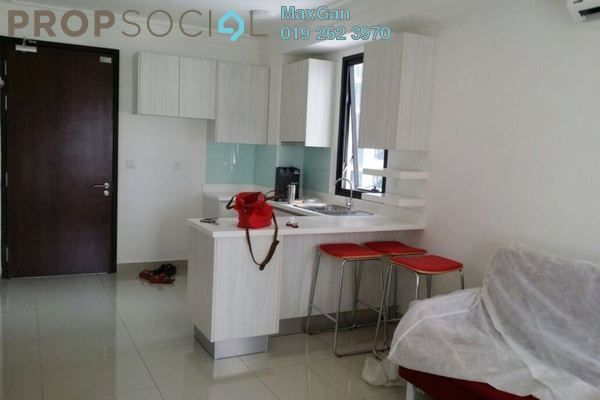 For Sale Condominium at Solstice @ Pan'gaea, Cyberjaya Freehold Fully Furnished 1R/1B 328k