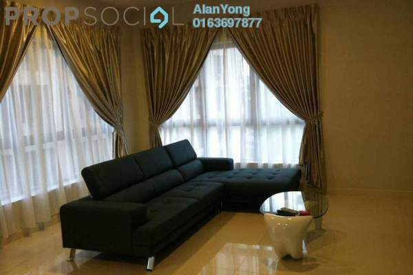 For Rent Condominium at 6 Ceylon, Bukit Ceylon Freehold Fully Furnished 3R/2B 4.8k