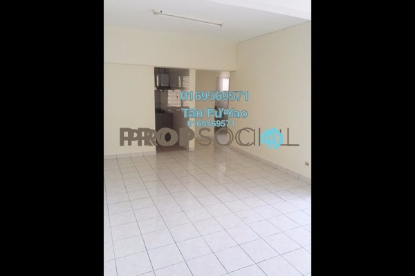 For Rent Apartment at Kelana Impian, Kelana Jaya Freehold Semi Furnished 3R/3B 1.3k