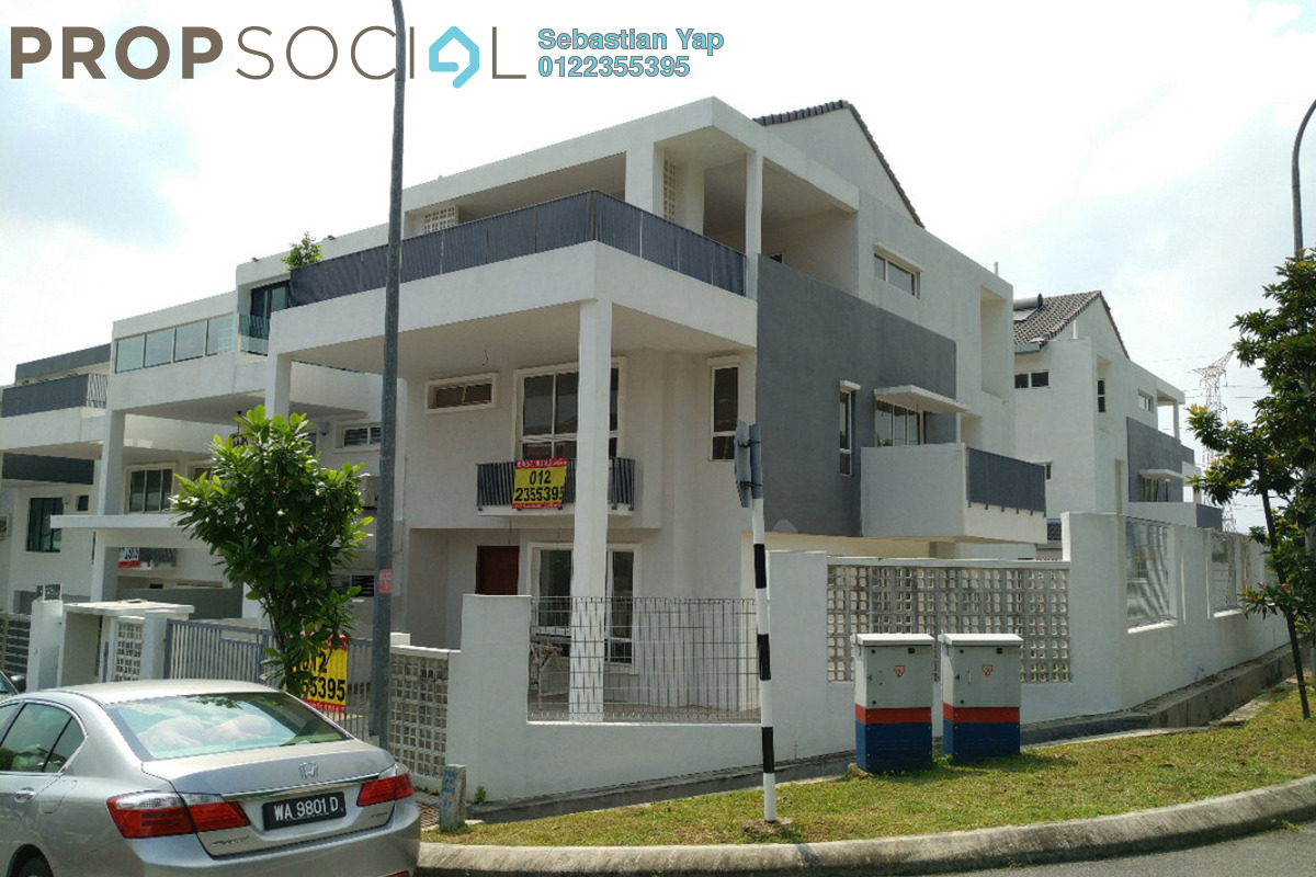 Terrace For Sale at KYK Heights, Balakong by Sebastian Yap