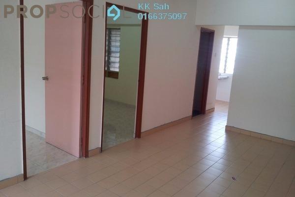 For Sale Apartment at Taman Bukit Angsana, Cheras South Freehold Semi Furnished 3R/2B 120k