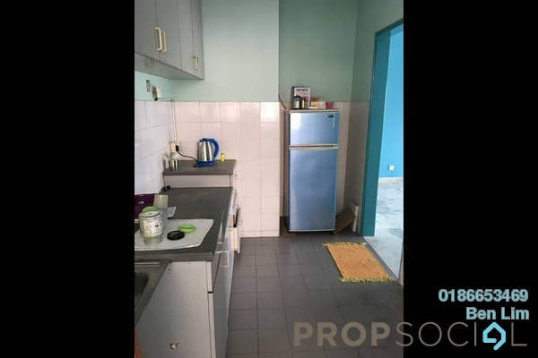 For Rent Condominium at De Tropicana, Kuchai Lama Freehold Fully Furnished 3R/2B 1.7k