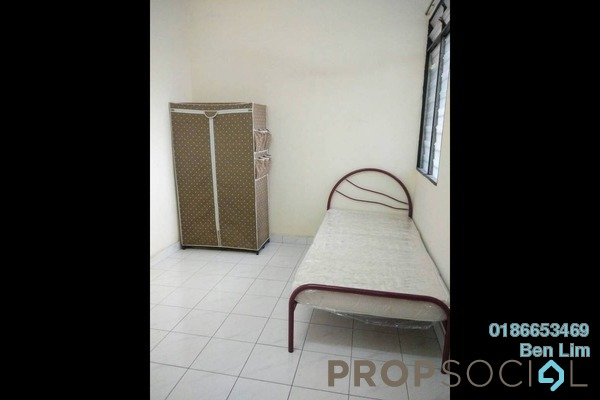 For Rent Apartment at Mentari Court 1, Bandar Sunway Freehold Semi Furnished 3R/2B 1.1k