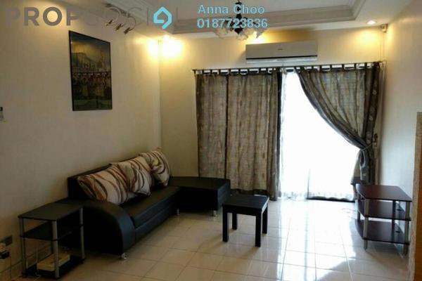 For Sale Condominium at Sri Putramas I, Dutamas Freehold Semi Furnished 3R/2B 570k
