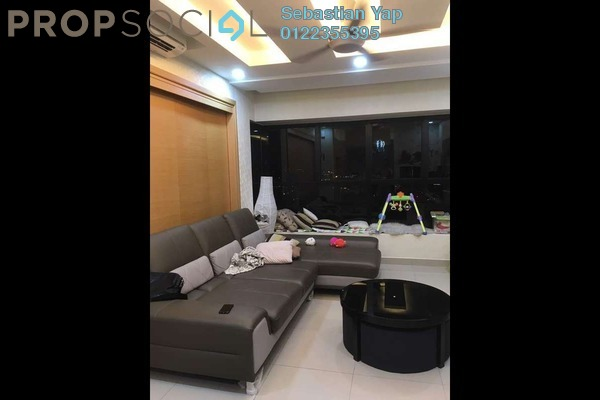 For Sale Condominium at The Leafz, Sungai Besi Freehold Fully Furnished 2R/2B 650k