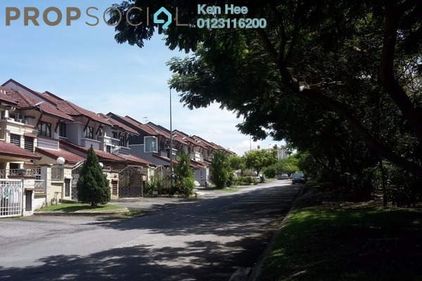 For Rent Terrace at Puteri 6, Bandar Puteri Puchong Freehold Unfurnished 4R/3B 1.6k