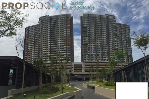 For Rent Condominium at Dex @ Kiara East, Jalan Ipoh Freehold Fully Furnished 2R/1B 1.9k