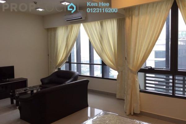 For Rent SoHo/Studio at Flexis @ One South, Seri Kembangan Freehold Fully Furnished 0R/1B 1.9k