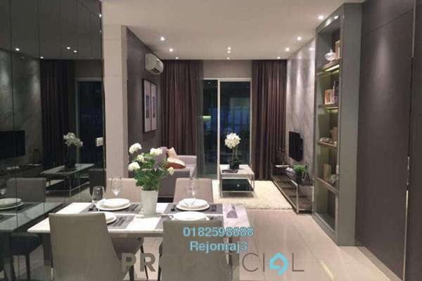 For Sale Serviced Residence at Sentul Point, Sentul Freehold Unfurnished 2R/2B 366k
