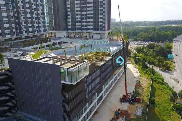 For Sale Condominium at Kiara Plaza, Semenyih Freehold Unfurnished 1R/1B 288k