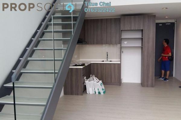 For Rent Duplex at One City, UEP Subang Jaya Freehold Semi Furnished 1R/1B 1.4k