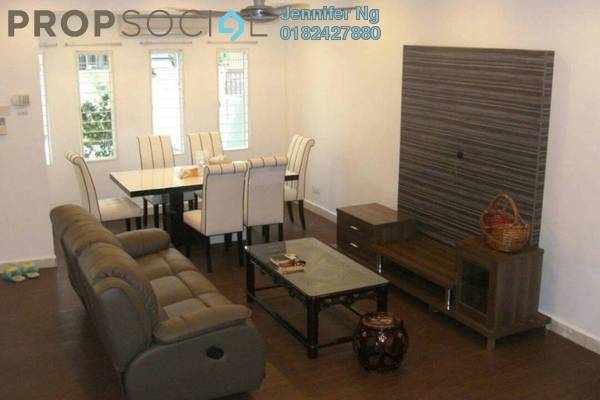 For Sale Superlink at Mutiara Puchong, Puchong Freehold Semi Furnished 5R/4B 1m