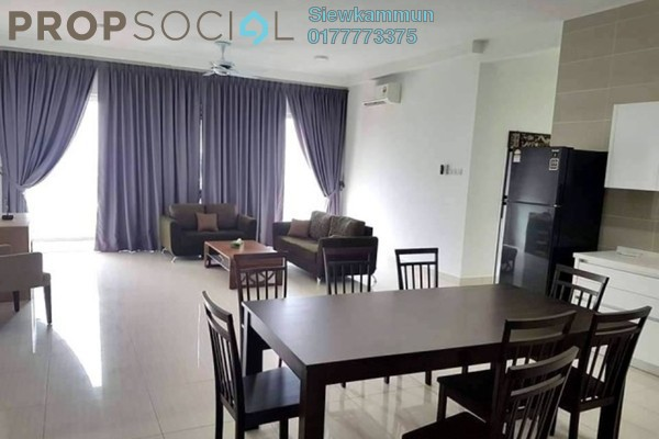 For Rent Condominium at Damansara Foresta, Bandar Sri Damansara Freehold Fully Furnished 4R/3B 2.4k