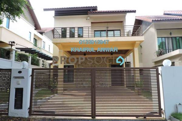 For Sale Semi-Detached at Kiara View, Mont Kiara Freehold Semi Furnished 6R/5B 2.65m