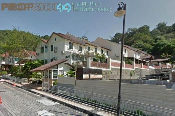For Sale Terrace at Sri Bendera, Air Itam Freehold Semi Furnished 3R/4B 1.05m