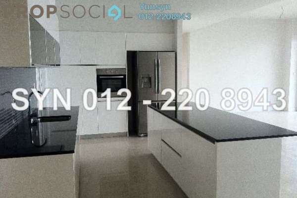 For Sale Condominium at Five Stones, Petaling Jaya Freehold Semi Furnished 4R/5B 1.6百万