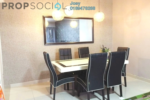 For Sale Terrace at Emerald West, Rawang Freehold Semi Furnished 4R/3B 570k