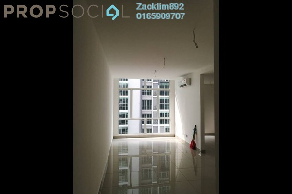 For Rent Apartment at 3 Elements, Bandar Putra Permai Freehold Semi Furnished 2R/2B 1.4k
