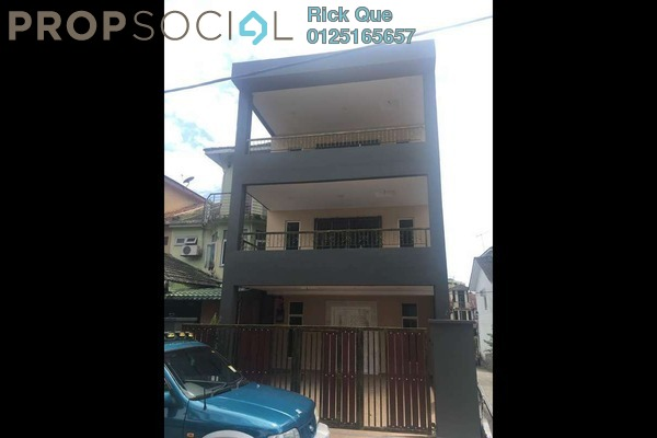 For Sale Condominium at Taman Bukit Utama, Bukit Antarabangsa Freehold Semi Furnished 4R/5B 980k