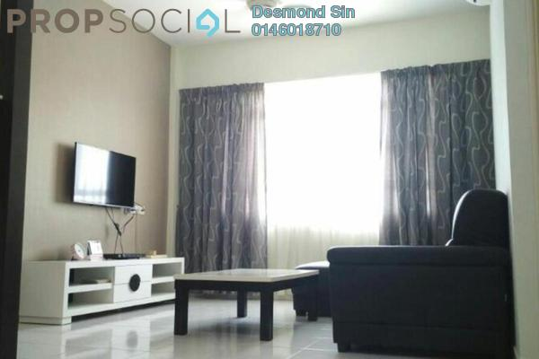 For Sale Condominium at Pulse, Gelugor Freehold Fully Furnished 3R/2B 398k