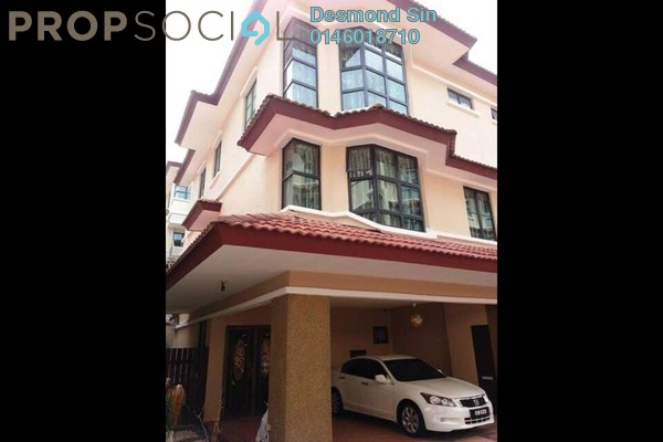 For Sale Semi-Detached at Tanjung Villa, Tanjung Bungah Freehold Fully Furnished 4R/4B 1.6m
