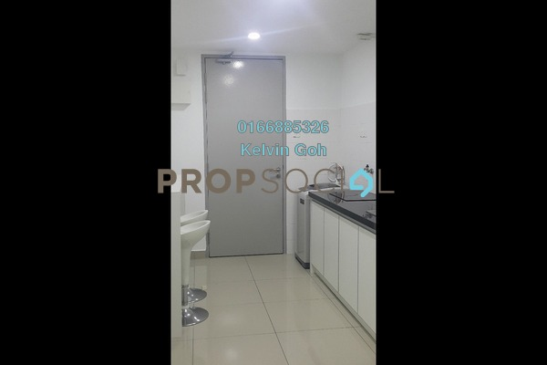 For Rent Condominium at The Domain, Cyberjaya Freehold Fully Furnished 2R/1B 1k