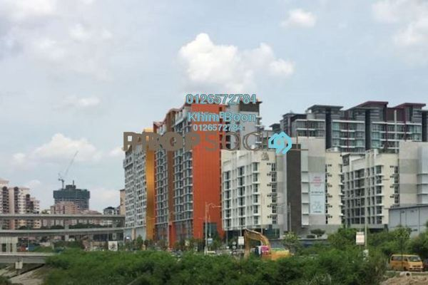 For Rent Condominium at Pacific Place, Ara Damansara Leasehold Fully Furnished 2R/2B 1.6k
