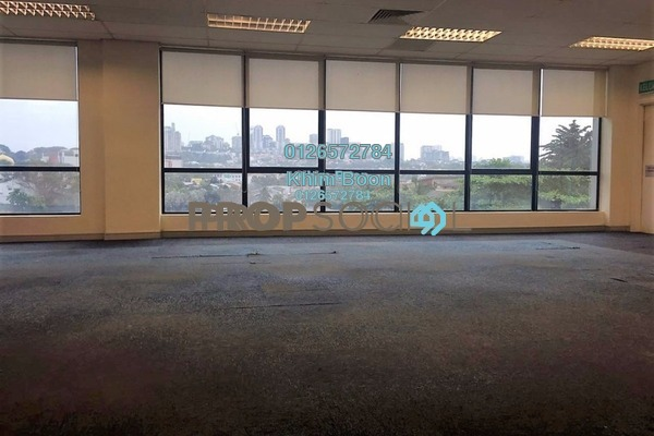 For Rent Office at Wisma Volkswagen, Bangsar Freehold Unfurnished 0R/0B 12k