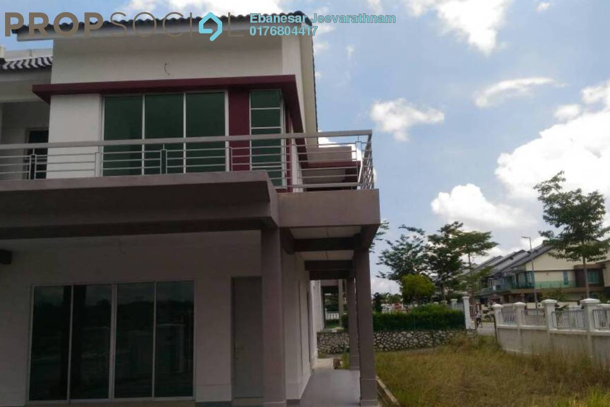 Terrace For Sale at Forest Heights, Seremban by Ebanesar Jeevarathnam
