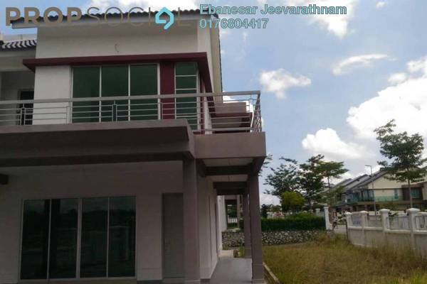 For Sale Terrace at Forest Heights, Seremban Freehold Unfurnished 4R/4B 854k