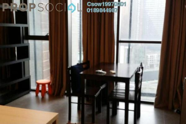 For Rent Condominium at Empire Damansara, Damansara Perdana Freehold Fully Furnished 1R/2B 2k