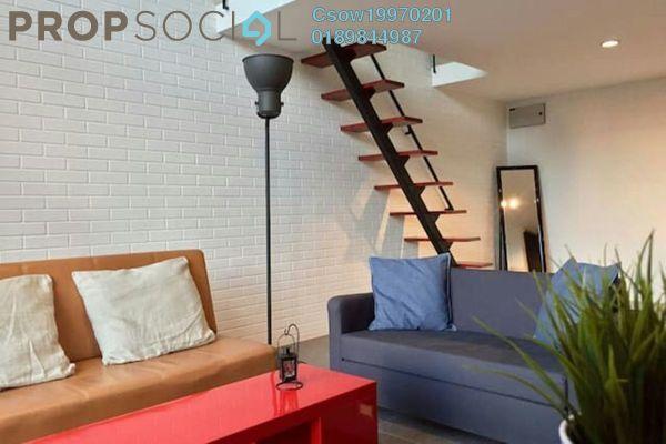 For Rent Condominium at Empire Damansara, Damansara Perdana Freehold Fully Furnished 1R/2B 1.7k