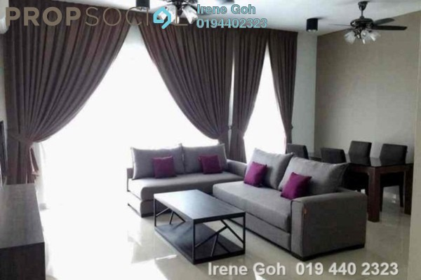For Rent Condominium at Ideal Vision Park, Sungai Ara Freehold Fully Furnished 3R/3B 2.6k