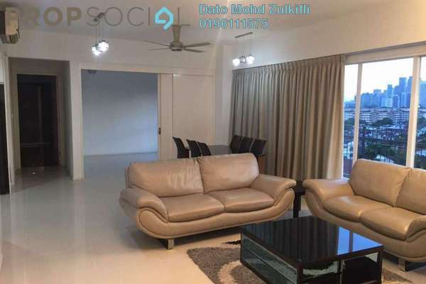 For Rent Condominium at One Jelatek, Setiawangsa Freehold Fully Furnished 3R/2B 4.3k