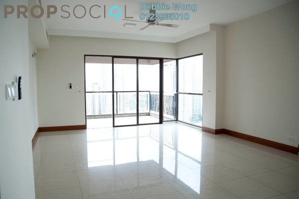 For Rent Condominium at Mont Kiara Damai, Mont Kiara Freehold Semi Furnished 4R/4B 7.5k