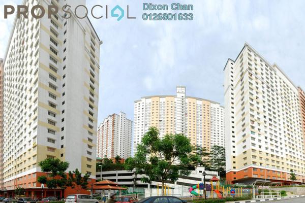 For Sale Condominium at Flora Damansara, Damansara Perdana Freehold Unfurnished 3R/2B 236k