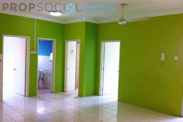 For Sale Condominium at Bayu Puteri, Tropicana Freehold Semi Furnished 3R/2B 500k