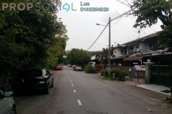 For Sale Terrace at Taman Sri Muda, Shah Alam Freehold Unfurnished 3R/3B 430k