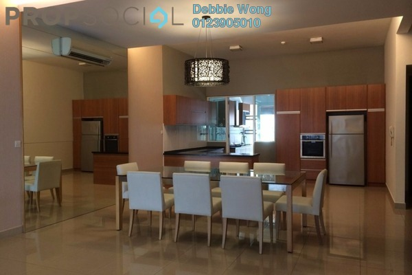 For Rent Condominium at Duta Tropika, Dutamas Freehold Fully Furnished 4R/5B 10k