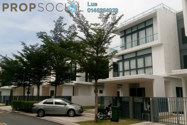 For Rent Semi-Detached at Grove, Sungai Besi Freehold Semi Furnished 5R/5B 7k