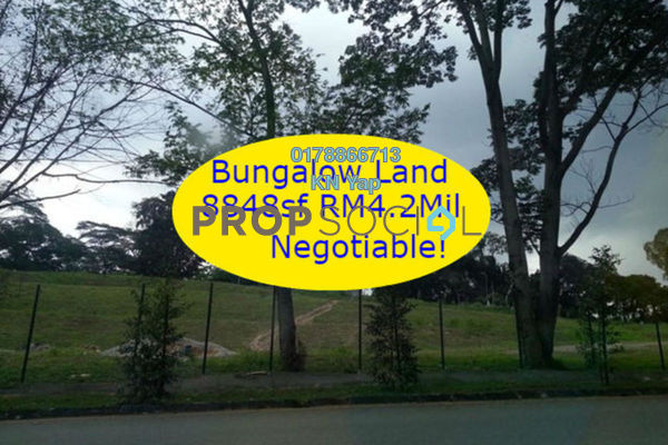 For Sale Land at Desa Sri Hartamas, Sri Hartamas Freehold Unfurnished 0R/0B 4.2m