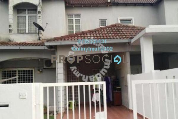 For Rent Terrace at USJ 1, UEP Subang Jaya Freehold Semi Furnished 4R/3B 1.4k