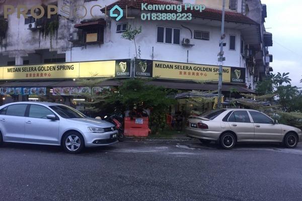 For Rent Land at Taman Muda, Pandan Indah Freehold Semi Furnished 0R/0B 9k