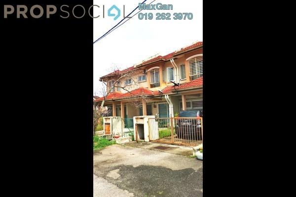 For Sale Terrace at Taman Lestari Putra, Bandar Putra Permai Freehold Semi Furnished 4R/3B 399k