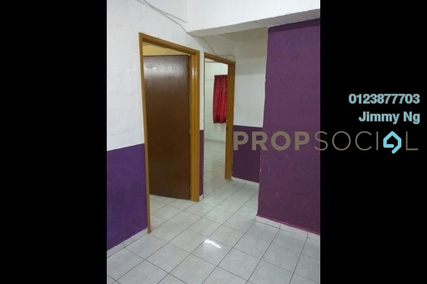 For Sale Apartment at Taman Bukit Angsana, Cheras South Leasehold Semi Furnished 3R/2B 128k