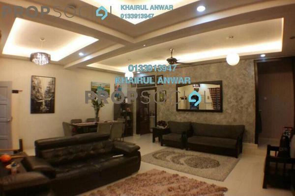 For Sale Terrace at Bandar Saujana Utama, Sungai Buloh Leasehold Unfurnished 4R/3B 460k